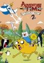 【DVD】TV アドベンチャー・タイム シーズン1 Vol.2の画像