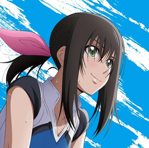 【主題歌】TV はねバド! OP「ふたりの羽根」/YURiKA アニメ盤