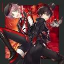 【主題歌】ゲーム アイ★チュウ Etoile Stage 第2部主題歌「未来DICE!!」/Noir*20 初回限定盤B(心&エヴァ)の画像