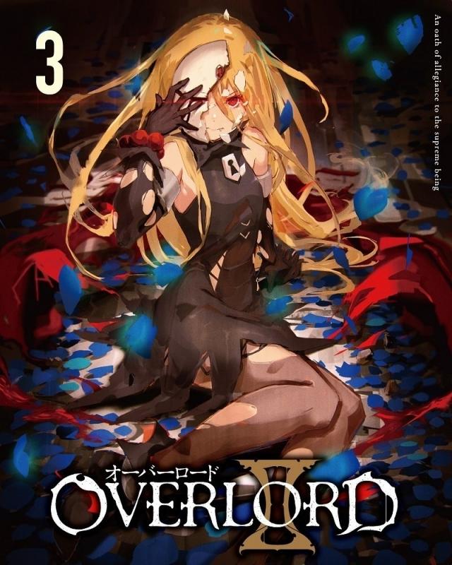 【Blu-ray】TV オーバーロードII 3