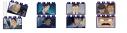 【グッズ-キーホルダー】名探偵コナン アニメブロック 警察がいっぱいコレクションの画像