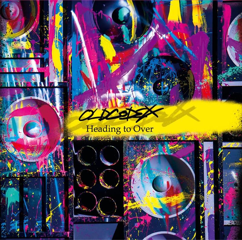 【主題歌】TV Free!-Dive to the Future- OP「Heading to Over」/OLDCODEX 通常盤