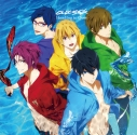 【主題歌】TV Free!-Dive to the Future- OP「Heading to Over」/OLDCODEX アニメ盤の画像