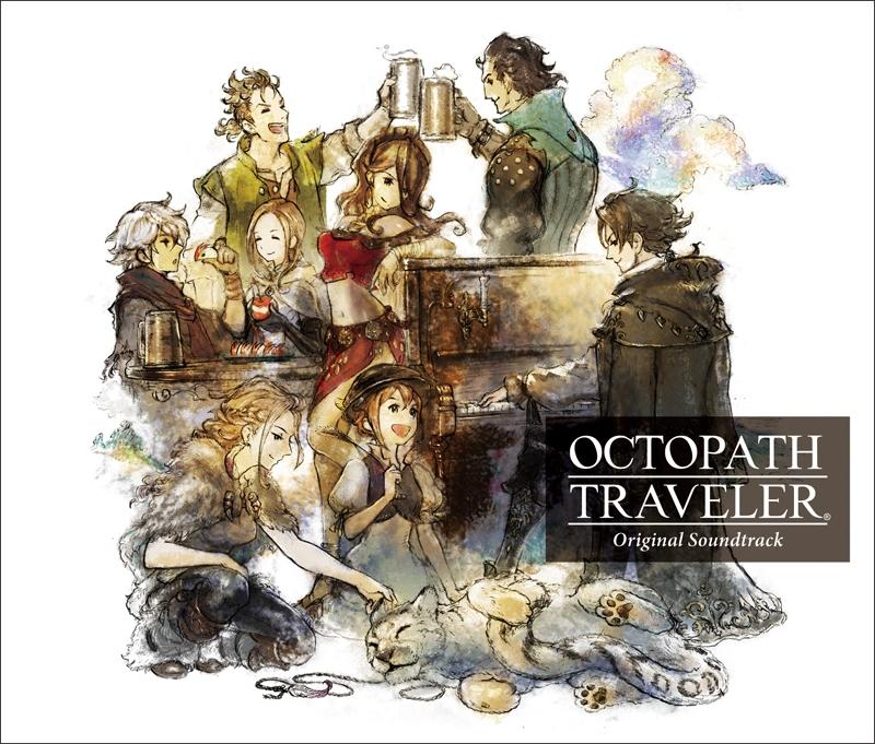 【サウンドトラック】ゲーム OCTOPATH TRAVELER Original Soundtrack