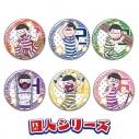 【グッズ-バッチ】おそ松さん よくばり!ニートアイランド トレーディング缶バッジ vol.3の画像