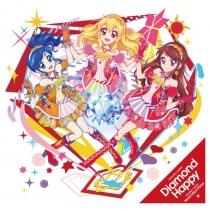 TV アイカツ! OP&ED「ダイヤモンドハッピー」&「ヒラリ/ヒトリ/キラリ」/STAR☆ANIS