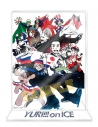 【グッズ-スタンドポップ】ユーリ!!! on ICE アクリルスタンド Cheer ver.の画像