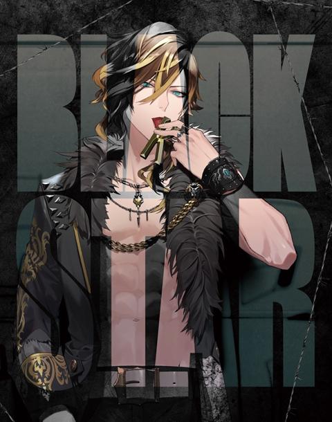 【アルバム】ゲーム ブラックスター -Theater Starless- BLACKSTAR 初回限定盤 teamK Ver.