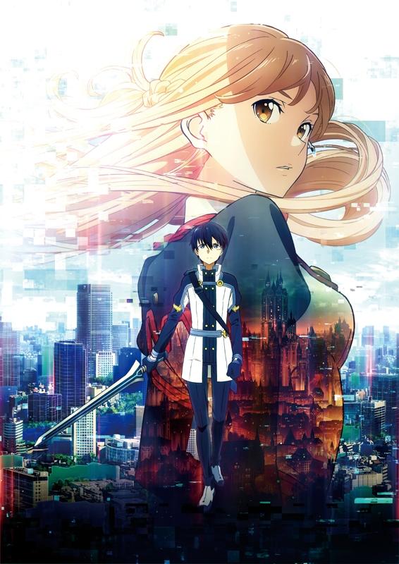 【Blu-ray】劇場版 ソードアート・オンライン -オーディナル・スケール- 通常版
