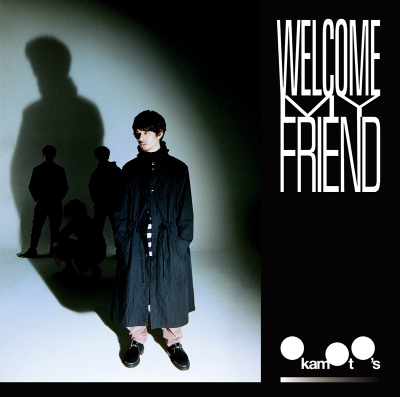 【主題歌】TV 富豪刑事 Balance:UNLIMITED ED「Welcome My Friend」/OKAMOTO'S 通常盤