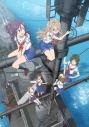 【DVD】TV ハイスクール・フリート(はいふり) 3 完全生産限定版の画像