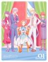 【Blu-ray】TV 乙女ゲームの破滅フラグしかない悪役令嬢に転生してしまった…X vol.1 通常版の画像
