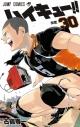【コミック】ハイキュー!!(30)の画像