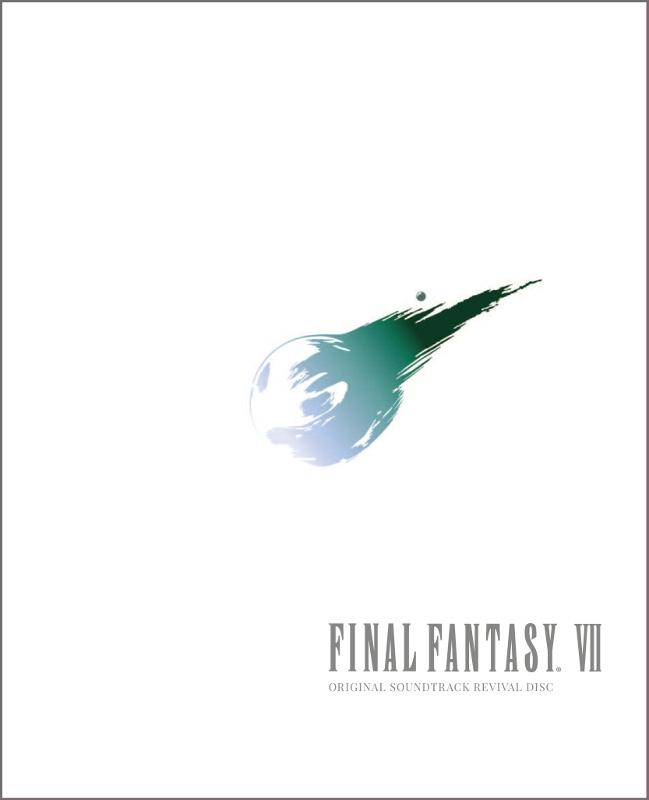 【Blu-ray】ゲーム FINAL FANTASY VII ORIGINAL SOUNDTRACK REVIVAL DISC