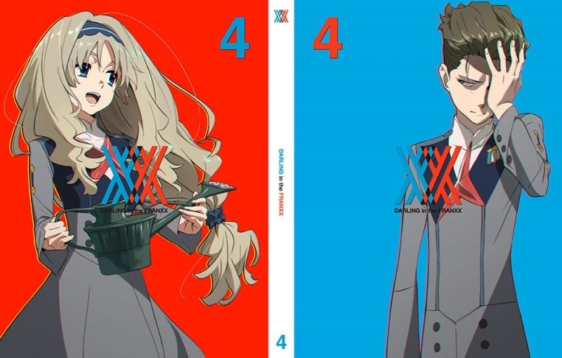 【Blu-ray】TV ダーリン・イン・ザ・フランキス 4 完全生産限定版