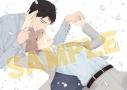 【コミック】三池ろむこ先生「言ノ葉ノ花(上)+(下)」抽選WEBサイン会の画像