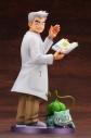 【フィギュア】ARTFX J 『ポケットモンスター』シリーズ オーキド博士 with フシギダネ 1/8 完成品フィギュアの画像