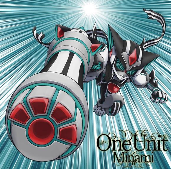 【主題歌】TV プラネット・ウィズ OP「One Unit」/Minami 通常盤