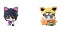 【フィギュア】ぷちきゃらランド 招き猫 NARUTO-ナルト-疾風伝 招き九尾だってばよ!の画像