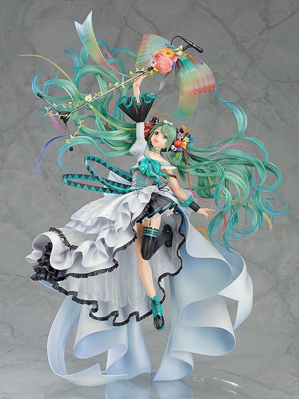 【美少女フィギュア】キャラクター・ボーカル・シリーズ01 初音ミク Memorial Dress Ver. 1/7 完成品フィギュア