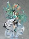 【美少女フィギュア】キャラクター・ボーカル・シリーズ01 初音ミク Memorial Dress Ver. 1/7 完成品フィギュアの画像