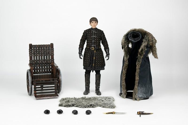 【アクションフィギュア】Game of Thrones (ゲーム・オブ・スローンズ) 1/6 Bran Stark (1/6 ブラン・スターク)