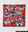 【グッズ-タオル】R4G×ペルソナ5 ザ・ロイヤル SD Hand Towel REDの画像