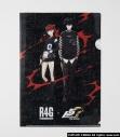 【グッズ-クリアファイル】R4G×ペルソナ5 ザ・ロイヤル Plastic Folder BLKの画像