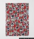 【グッズ-クリアファイル】R4G×ペルソナ5 ザ・ロイヤル Plastic Folder REDの画像