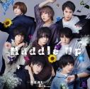【アルバム】ドラマ REAL⇔FAKE 2nd Stage Music Album Huddle Up 通常盤の画像