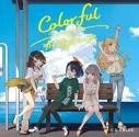 【キャラクターソング】アプリゲーム CUE! 03 Single Colorful/カレイドスコープ 通常盤の画像