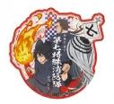 【グッズ-ステッカー】炎炎ノ消防隊 トラベルステッカー (4)第7特殊消防隊の画像
