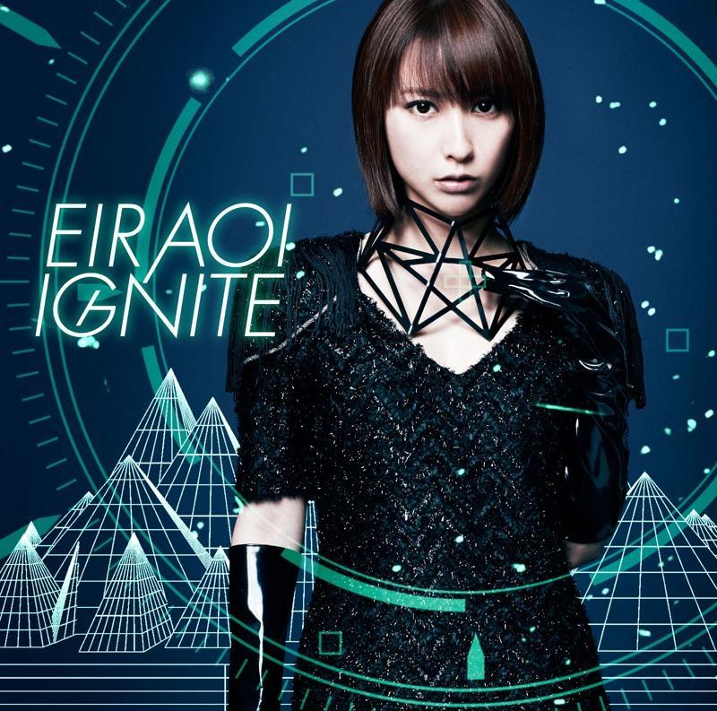 【主題歌】TV ソードアート・オンライン II OP「IGNITE」/藍井エイル 通常盤