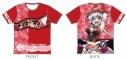 【グッズ-Tシャツ】戦姫絶唱シンフォギアXV ツーリングTシャツ 雪音クリスVer. XLサイズ【アウローラ】の画像