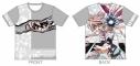 【グッズ-Tシャツ】戦姫絶唱シンフォギアXV ツーリングTシャツ マリア・カデンツァヴナ・イヴVer. Lサイズ【アウローラ】の画像