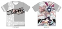 【グッズ-Tシャツ】戦姫絶唱シンフォギアXV ツーリングTシャツ マリア・カデンツァヴナ・イヴVer. XLサイズ【アウローラ】の画像