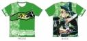 【グッズ-Tシャツ】戦姫絶唱シンフォギアXV ツーリングTシャツ 暁切歌Ver. Mサイズ【アウローラ】の画像