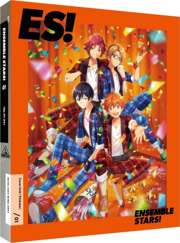 【Blu-ray】TV あんさんぶるスターズ!01 特装限定版