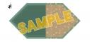 【グッズ-スカーフ】富豪刑事 Balance:UNLIMITED ネクタイモチーフ ツイリースカーフ バッグチャーム付き (加藤春)の画像