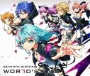 【キャラクターソング】ゲーム Tokyo 7th シスターズ セブンスシスターズ/WORLD'S END 初回限定盤の画像