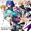 【キャラクターソング】ゲーム Tokyo 7th シスターズ セブンスシスターズ/WORLD'S END 通常盤の画像