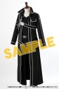 【グッズ-コスプレアクセサリー】ソードアート・オンライン キリトの衣装(黒の剣士)/Mの画像