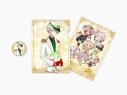 【グッズ-セットもの】特価 白猫プロジェクト 4th Anniversary クリアファイル&缶バッジセット(ジュダ)の画像