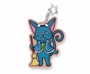 【グッズ-キーホルダー】魔法使いと黒猫のウィズ メイド嘘猫 アクリルキーホルダーの画像