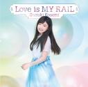 【主題歌】TV アンジュ・ヴィエルジュ OP「Love is MY RAIL」/鈴木このみ 初回限定盤の画像
