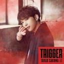【主題歌】TV ウルトラマントリガー NEW GENERATION TIGA OP「Trigger」/佐久間貴生 アーティスト盤の画像