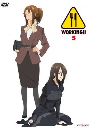 【DVD】TV WORKING!! 5 通常版