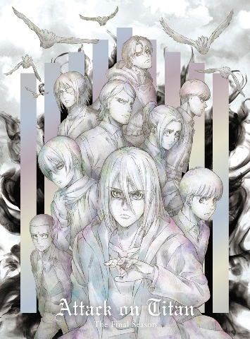 【Blu-ray】TV 進撃の巨人 The Final Season 2 初回限定
