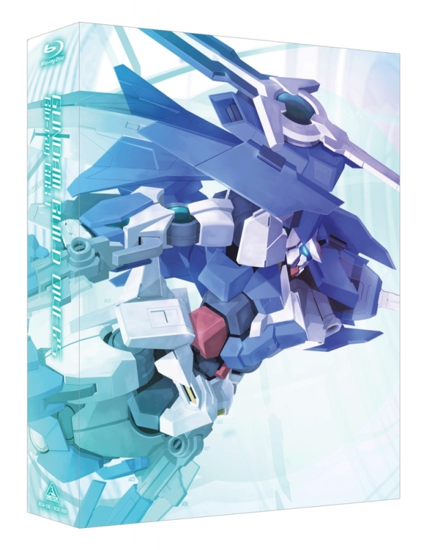 【Blu-ray】TV ガンダムビルドダイバーズ Blu-ray BOX 1 スタンダード版