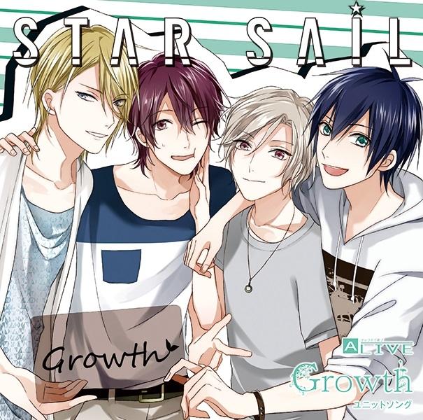 【キャラクターソング】ALIVE Growth ユニットソングシリーズ「STAR SAIL」